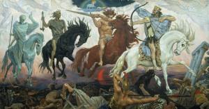 Apocalypse by Vasnetsov
