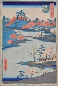 Fukagawa Hachiman Yamabiraki