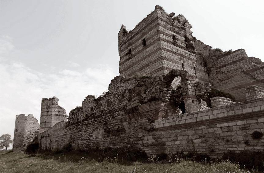 The Crumbling Theodosian