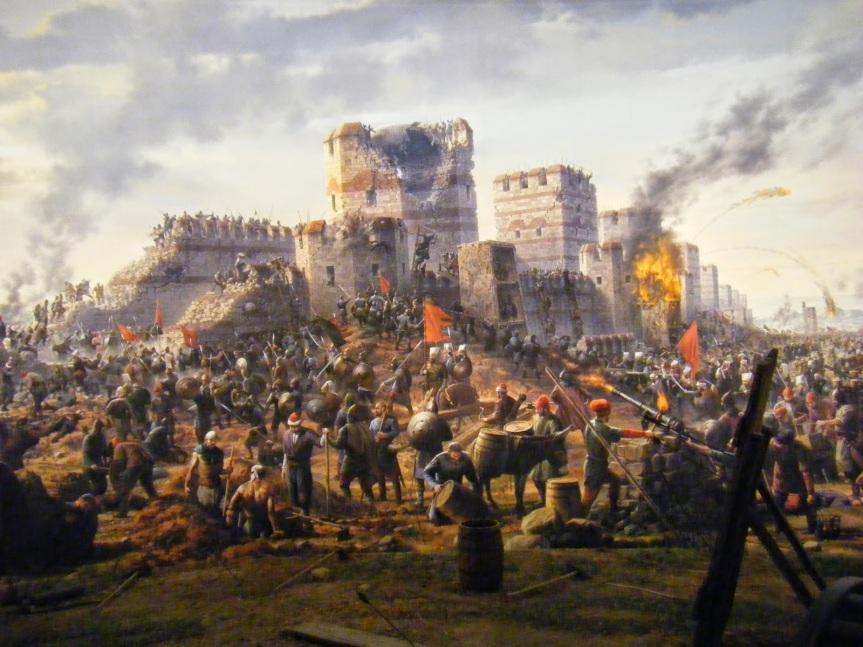 The Last Byzantine