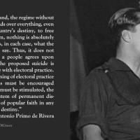 Last Will and Testament of Jose Antonio Primo De Rivera