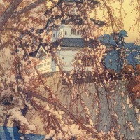 Visual Haiku - Hiroshi Yoshida & Hasui Kawase - Japanese Woodblock Prints