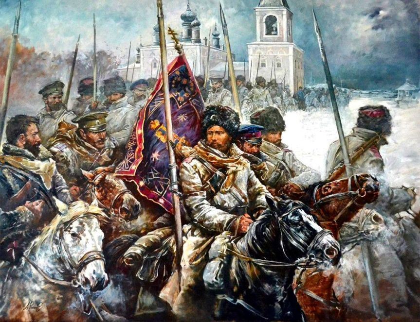 The Cossack's Cradle Song – MikhailLermontov