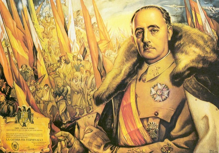 Letter To General Franco – José Antonio Primo deRivera