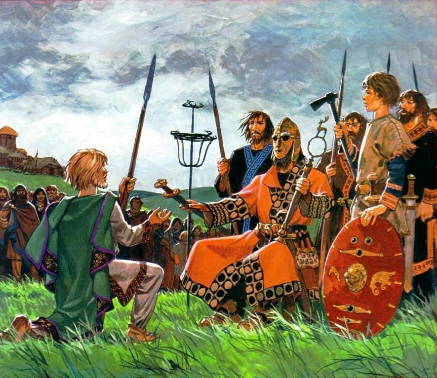 Norman and Saxon – RudyardKipling